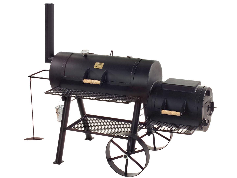 joe s barbeque smoker 16 joe s longhorn. Black Bedroom Furniture Sets. Home Design Ideas