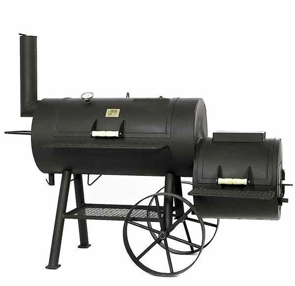 joe s barbeque smoker 20 texas classic. Black Bedroom Furniture Sets. Home Design Ideas